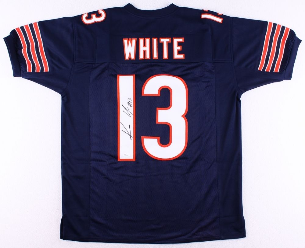 Kevin White Signed Chicago Bears Jersey (JSA COA)