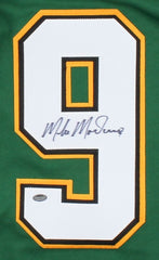 Mike Modano Signed Minnesota NorthStars Jersey (Schwartz COA) 1988 #1 Draft Pick