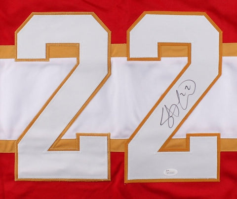 Shawn Thornton Signed Panthers Jersey (JSA) Playing career 1997–2017