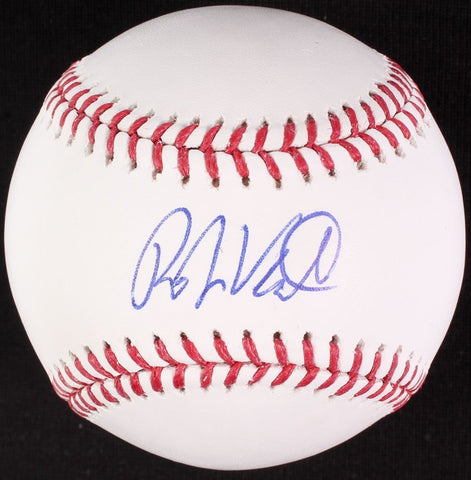 Robin Ventura Signed OML Baseball (PSA COA) Former White Sox Player & Manager