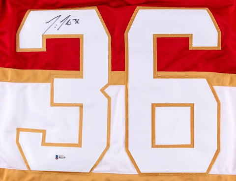 Jussi Jokinen Signed Panthers Jersey (Beckett COA) Playing career 2001–present