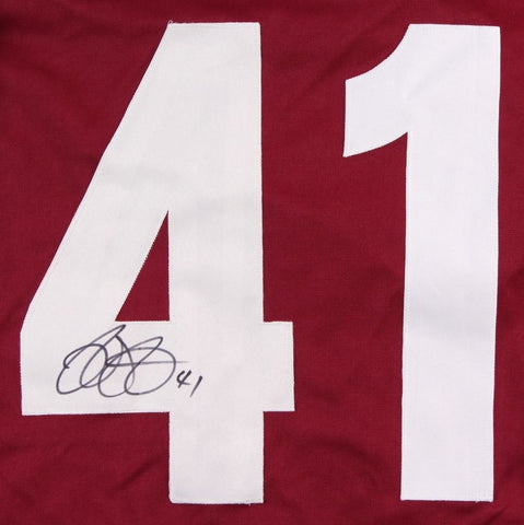 Mike Smith Signed Coyotes Jersey (PA LOA)