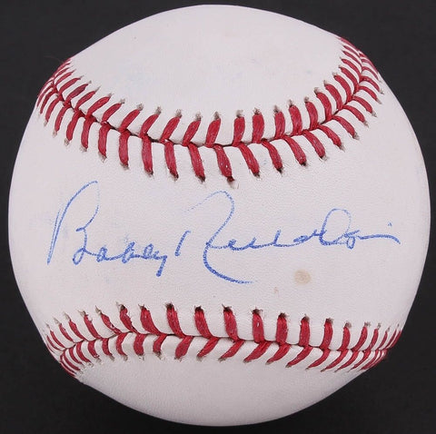 Bobby Richardson Signed OML Baseball JSA COA 1960 World Series MVP N.Y. Yankees