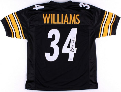 DeAngelo Williams Signed Pittsburgh Steelers Jersey (TSE COA) Pro Bowl  (2009) d6f4cb541
