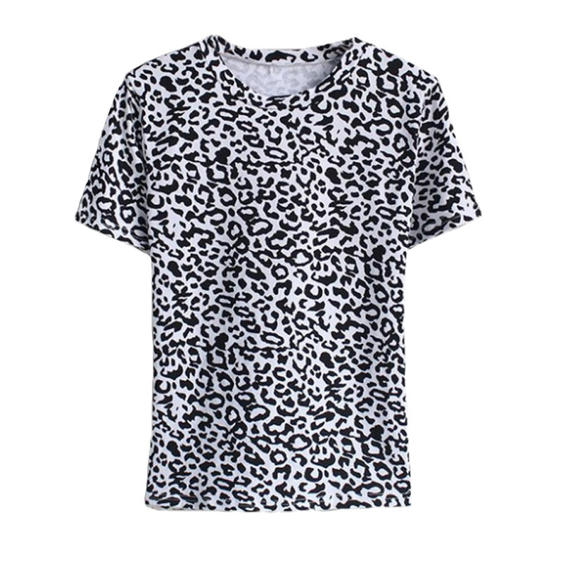 Cheetah Print T-shirt