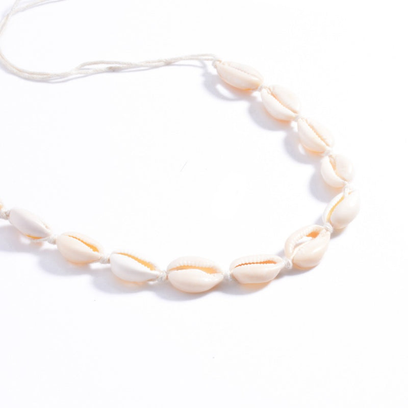 Simple Shell Necklace - buyandpossess