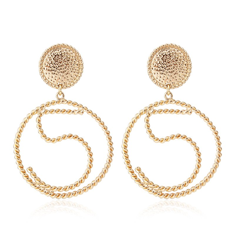 Number 5 Fashion Earrings - buyandpossess