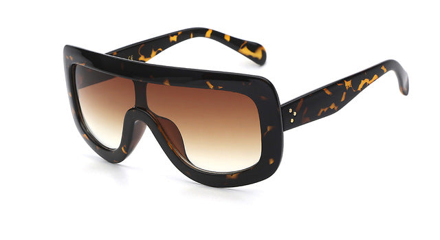 Oversized Frame Fashion Sunglasses - buyandpossess