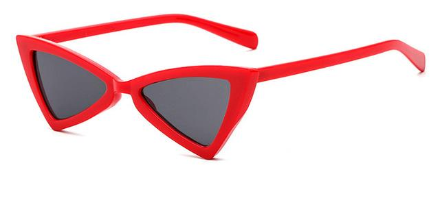Butterfly Shape Fashion Sunglasses - buyandpossess