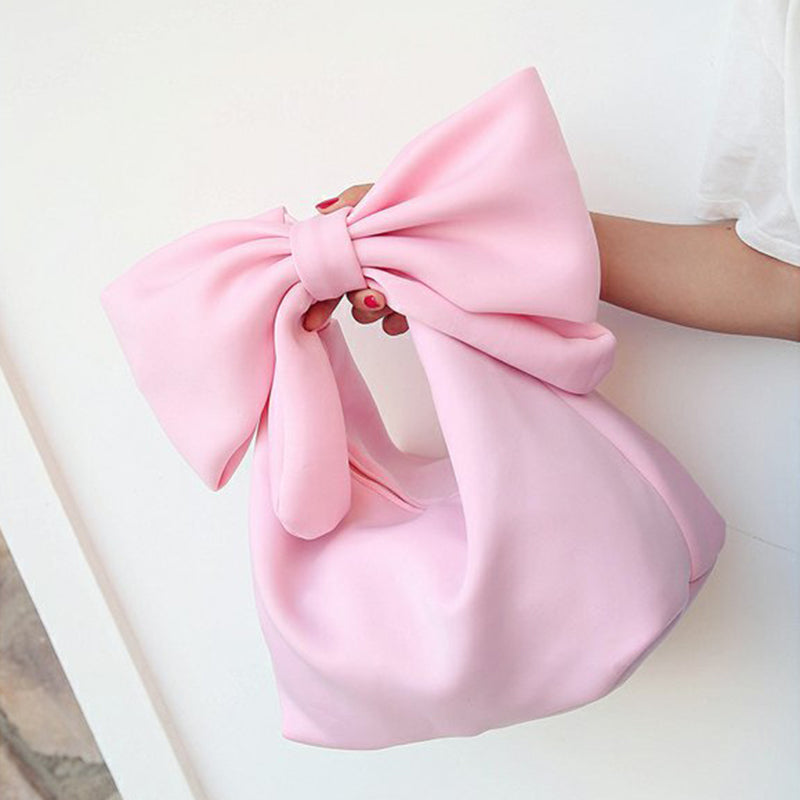 Large Bow Summer Bag - buyandpossess