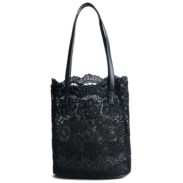 Lace Shoulder Bag - buyandpossess