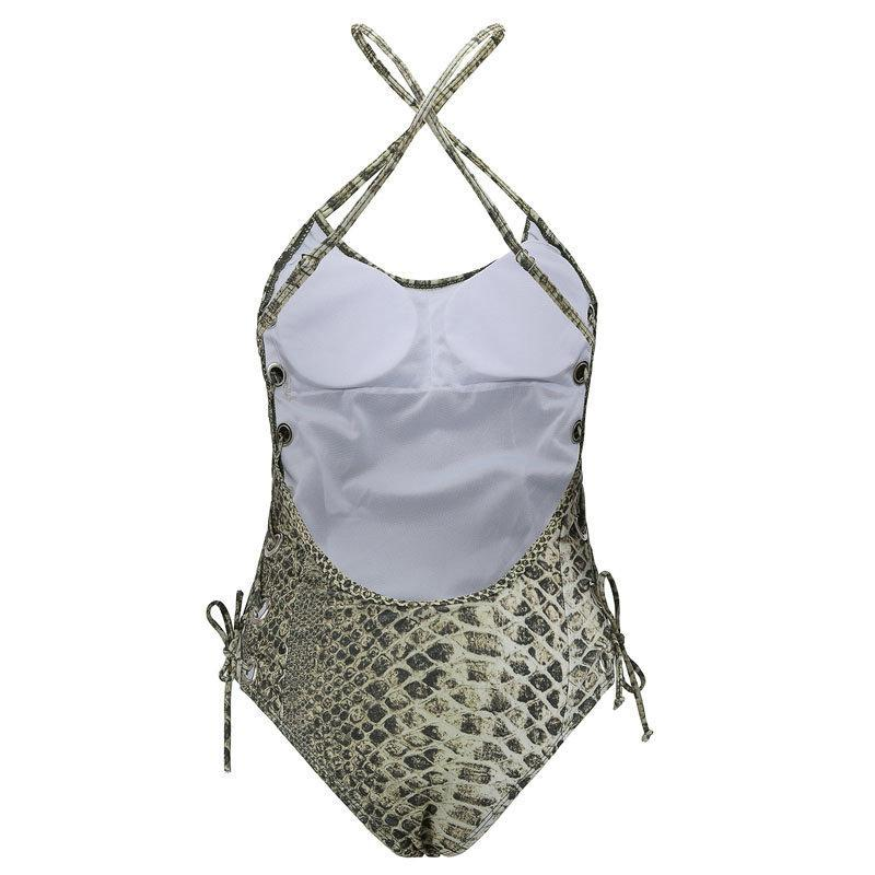 Python Print One Piece Swimsuit - buyandpossess