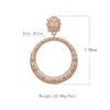 Lion Large Ring Earrings - buyandpossess