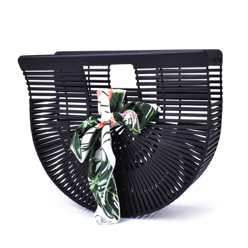 Bamboo Hollow Fashion Bag - buyandpossess