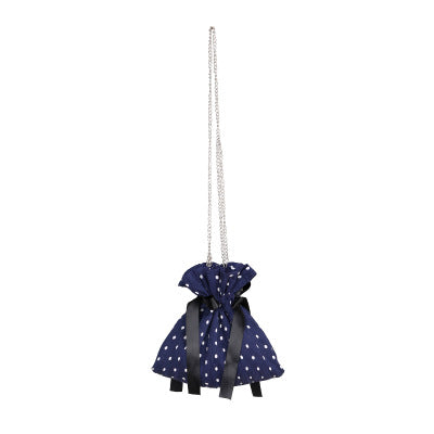 Pouch Style Drawstring Ribbon Bag