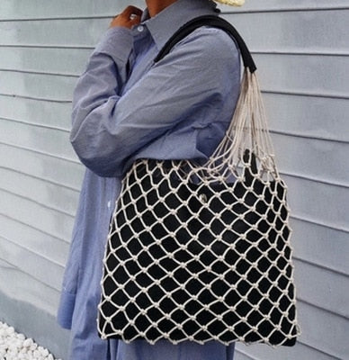 Net Bag With Pouch