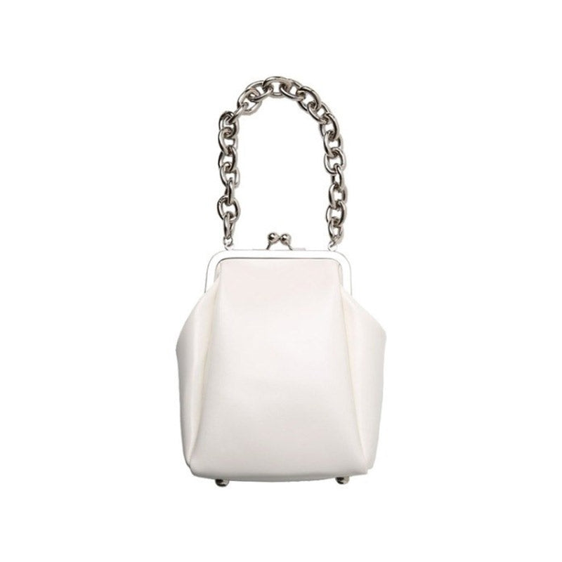 Chain Clasp Bag
