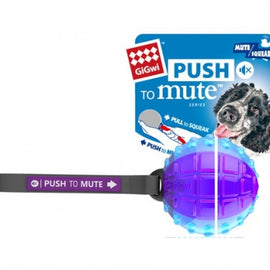 GiGwi Push To Mute Regular Ball