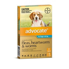 Advocate Blue For Dogs Medium 4-10kg