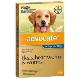 Advocate Grey For Dogs Extra Large 25kg+