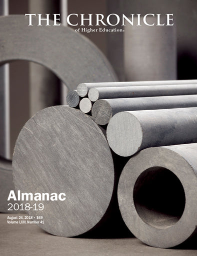 The Almanac of Higher Education, 2018