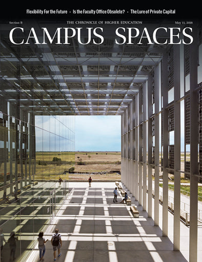 Campus Spaces, 2018