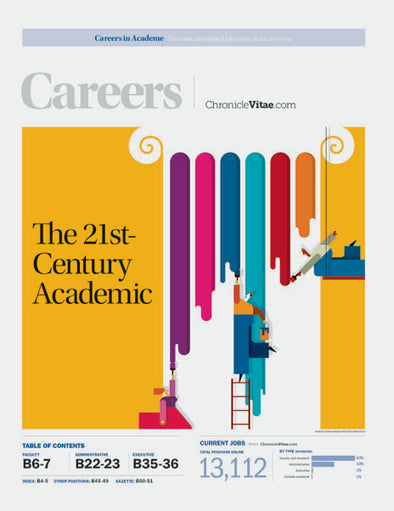 Careers in Academe, 2018