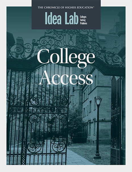 Idea Lab: College Access