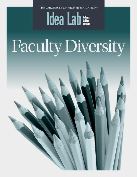 Idea Lab: Faculty Diversity