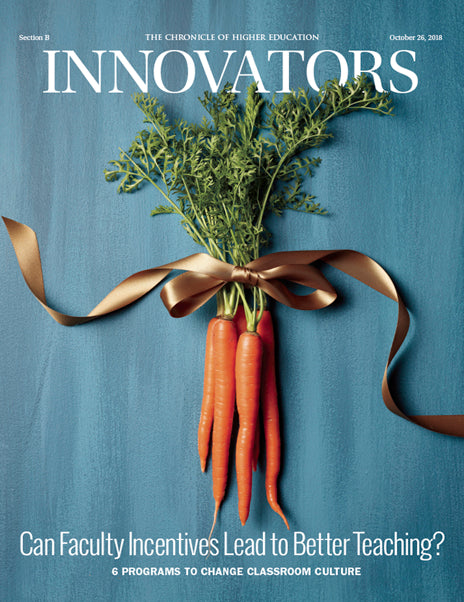 Innovators: Can Faculty Incentives Lead to Better Teaching?