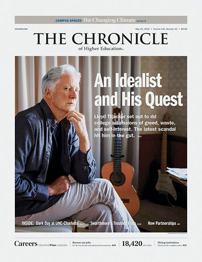 The Chronicle of Higher Education, May 10, 2019