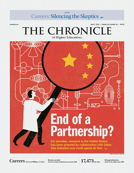 The Chronicle of Higher Education, June 7, 2019