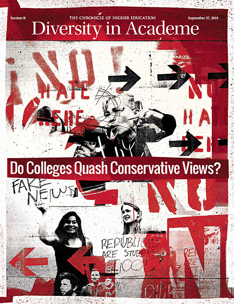 Diversity in Academe: Do Colleges Quash Conservative Views?, Fall 2019
