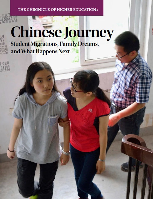 Chinese Journey - Student Migrations, Family Dreams, and What Happens Next