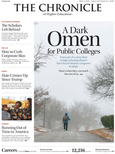 The Chronicle of Higher Education, March 2, 2018