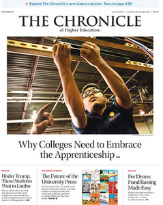 The Chronicle of Higher Education, June 9, 2017