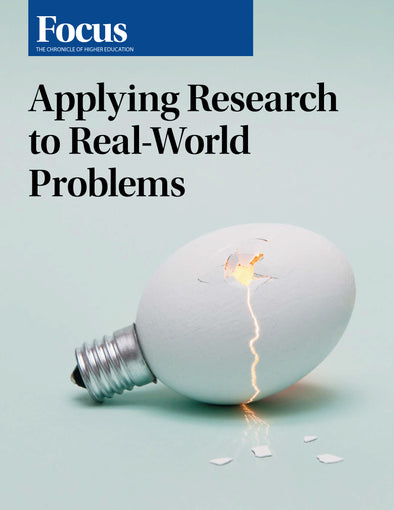 Focus Collection: Applying Research to Real-World Problems