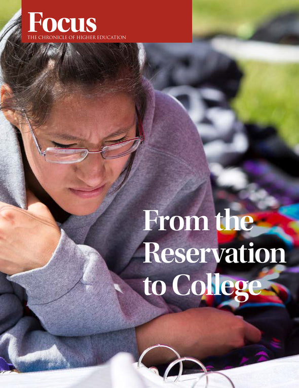 Focus Collection: From the Reservation to College
