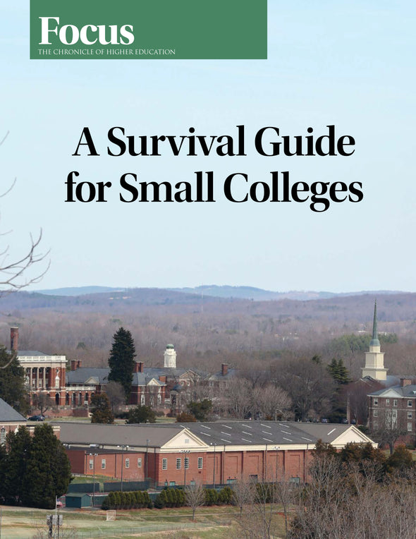 Focus Collection: A Survival Guide for Small Colleges