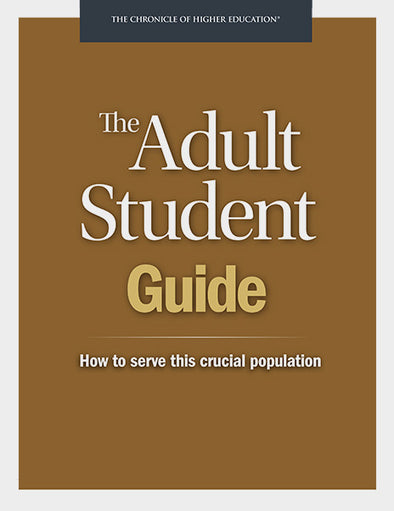 The Adult Student Guide