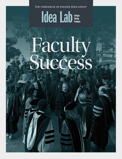 Idea Lab: Faculty Success