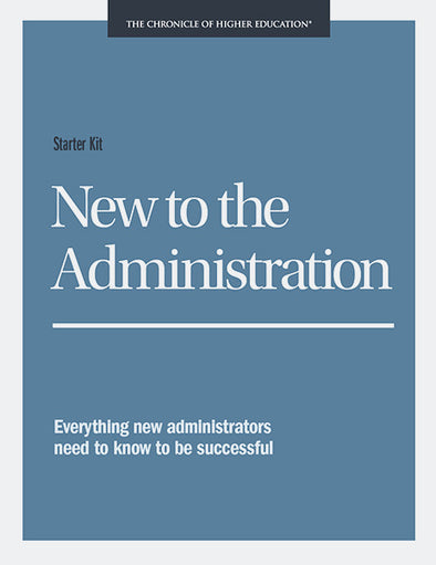 Starter Kit: New to the Administration