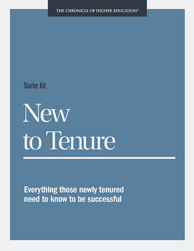 Starter Kit: New to Tenure