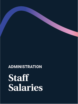 Staff Salaries