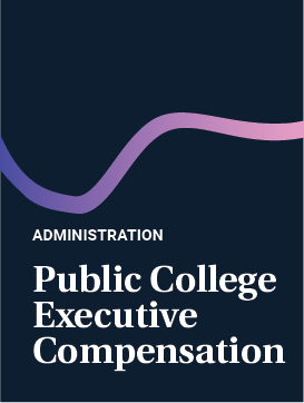 Public College Executive Compensation