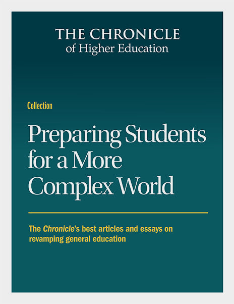 Preparing Students for a More Complex World
