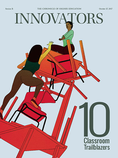Innovators: 10 Classroom Trailblazers