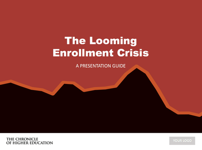 The Looming Enrollment Crisis: A Presentation Guide