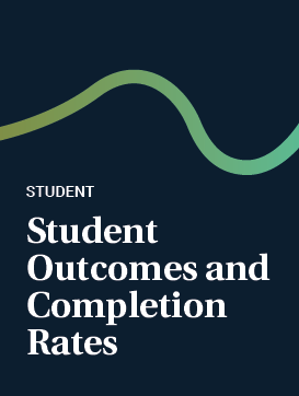 Student Outcomes and Completion Rates