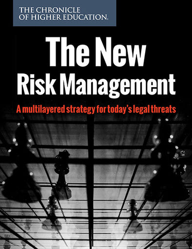 The New Risk Management